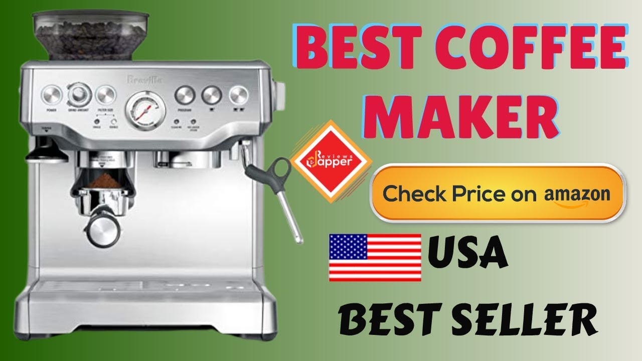 Best Cheap Coffee Maker 2019 | Breville the Barista ...